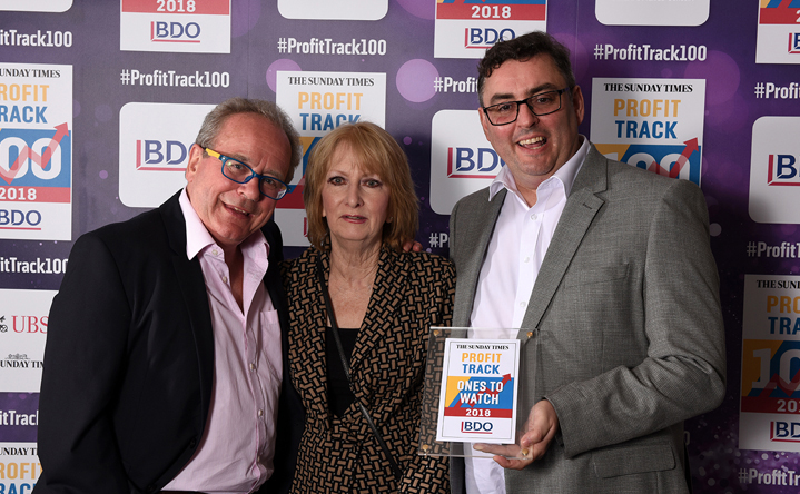 Sunday Times Fast Track 100 Awards