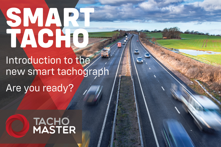 We're ready for the new smart tachograph. Are you?